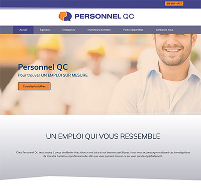 Personnel QC